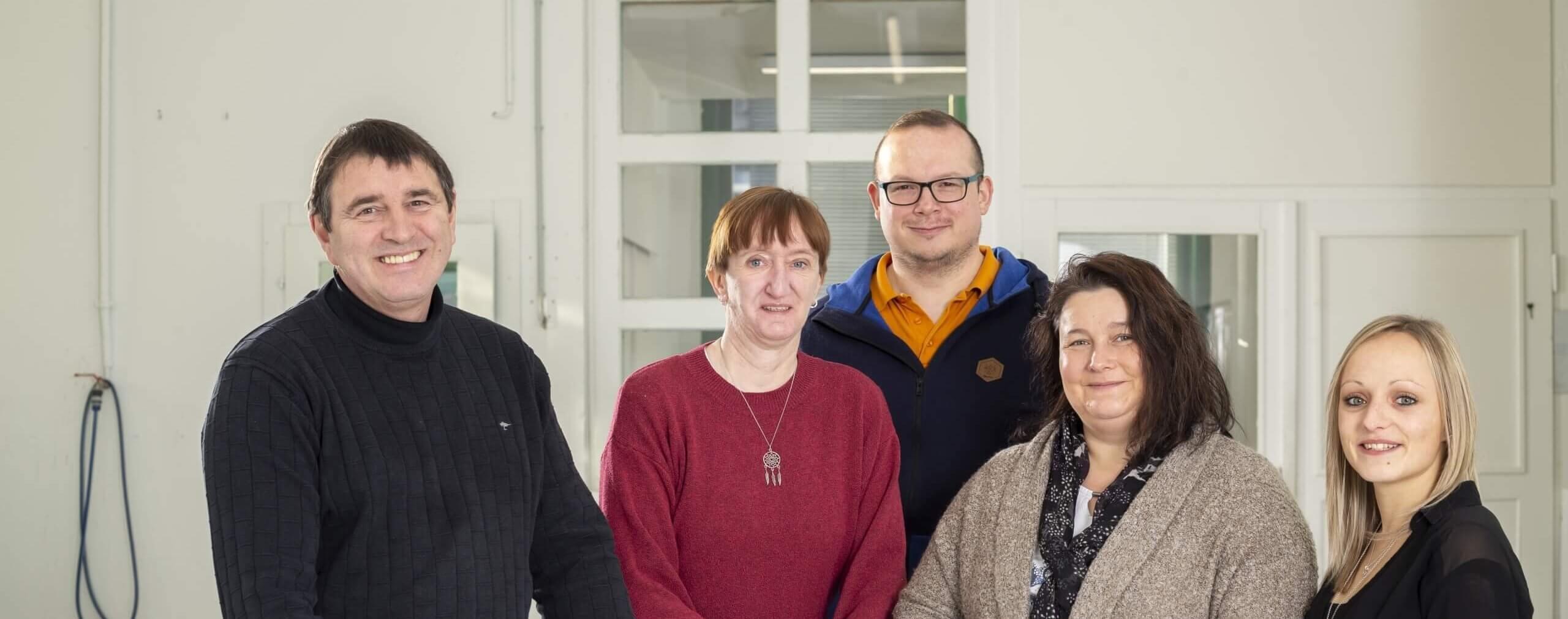 Das Team von GreenPrint Osttirol